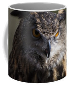 Eagle Owl 2 Coffee Mug