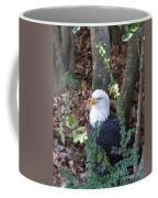 Eagle Pose Coffee Mug