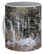 Eagle Rock Icicles 2 Coffee Mug