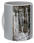 Eagle Rock Icicles Coffee Mug
