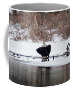 Eagle Shake Coffee Mug