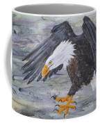 Eagle Study 2 Coffee Mug