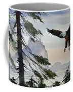 Eagle Wilderness Coffee Mug