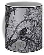 Eagles Along The Mississippi 2 Coffee Mug