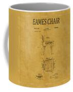 Eames Chair Patent 1 Coffee Mug