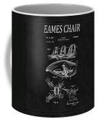 Eames Chair Patent 4 Coffee Mug