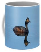 Eared Grebe Podiceps Nigricollis Coffee Mug