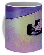 Early 60's Era Formula 1 Race Coffee Mug