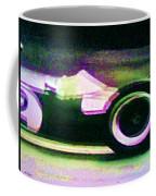 Early 60's F1 Racer Coffee Mug