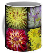 Early Autumn Blossoms Coffee Mug