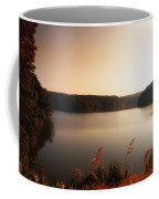 Early Autumn On The Lake Coffee Mug