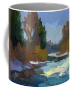 Early Autumn Snow Coffee Mug
