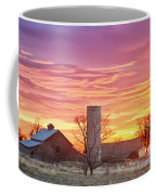 Early Country Morning Sunrise Coffee Mug