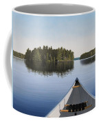 Early Evening Paddle Aka Paddle Muskoka Coffee Mug