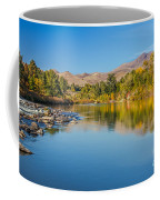 Early Fall On The Payette Coffee Mug by Robert Bales