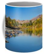Early Fall On The Payette Coffee Mug