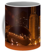 Early Hours In Chicago Coffee Mug