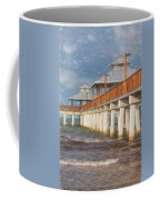 Early Morning At Fort Myers Beach Coffee Mug