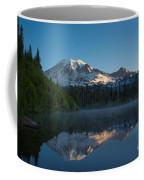 Early Morning At Mount Rainier Coffee Mug