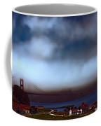 Early Morning At The Golden Gate Coffee Mug