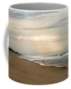 Early Morning By The Shore  Coffee Mug