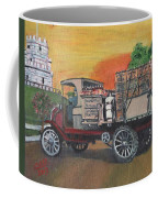 Early Morning Delivery Coffee Mug