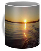 Early Morning Fishing Coffee Mug