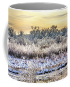 Early Morning Frost Coffee Mug
