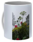 Early Morning Garden Walk Coffee Mug