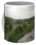Early Morning In The Countryside Of Quebec Coffee Mug