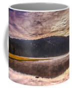 Early Morning Lake Light Coffee Mug by Robert Bales