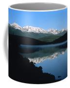 Early Morning Mountain Reflection Coffee Mug