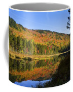 Early Morning On Greenough Pond  Coffee Mug