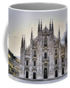 Early Morning On Il Duomo Coffee Mug
