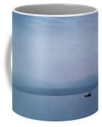 Early Morning On Lake Leman Coffee Mug