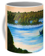 Early Morning On Lake Peipsi  Coffee Mug