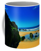 Early Morning On The Beach II Coffee Mug