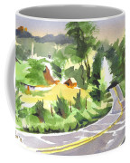 Early Morning Out Route Jj Coffee Mug