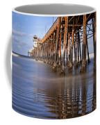 Early Morning Pier Coffee Mug by Julianne Bradford