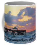 Early Morning Pier Coffee Mug