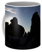 Early Morning Silhouette Coffee Mug