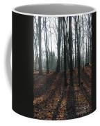 Early Shadows Coffee Mug