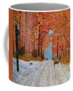 Early Snow Coffee Mug