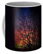 Early Spring Dusk  Coffee Mug