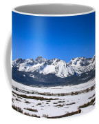 Early Spring In The Sawtooth Coffee Mug