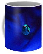 Earth Alone Coffee Mug by First Star Art