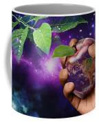 Earth Apple Coffee Mug