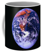 Earth From Space Centered On East Africa Coffee Mug