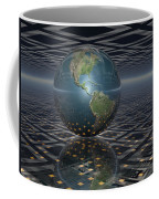 Earth Horizons Coffee Mug