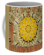 earth sun Popart Coffee Mug